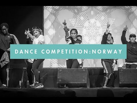 EYC 2017 AFTERMATH   DANCE COMP : NORWAY