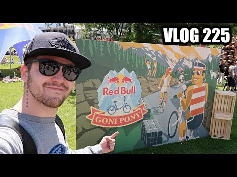 Red Bull Goni Pony - VLOG 225