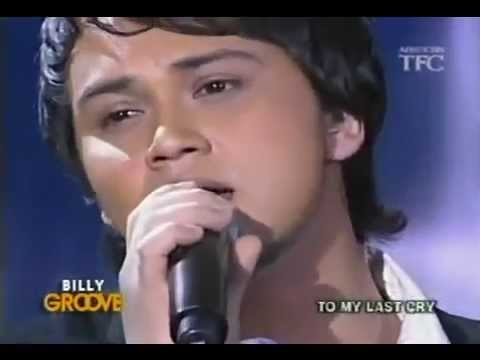 Billy Crawford sing 'One Last Cry' on ASAP