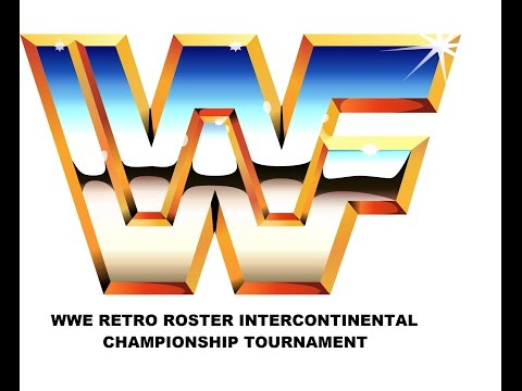 WWE 2K16 Universe - WWE Retro Roster Episode 2 - WWE Intercontinental Championship Tournament