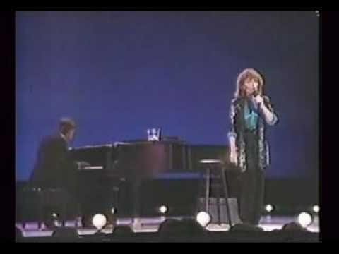 Maureen sings Bach