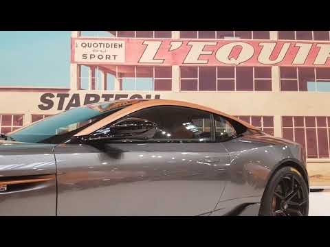 Modified Aston Martin DB 11 Review Exteriors by STARTECH 2019