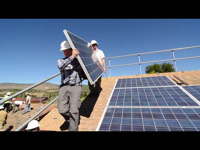 SEI Solar Training and Solar Professionals Certificate Program Overview Video