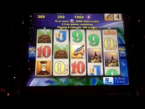 Prophecy Slot Bonus - Aristocrat