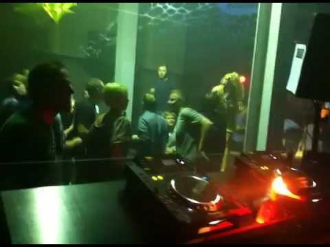 Dj Nib & Frank Savio [Back2Back] @ MOVE [Tanzhaus West/FFM] 15.10.2011