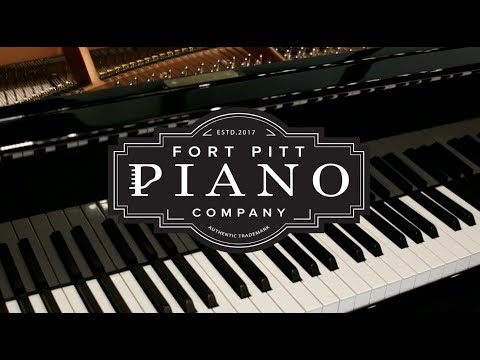 Fort Pitt Piano Company: Boston GP-215 Grand Piano