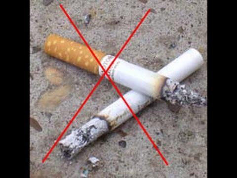 Сообщение на тему вред курения