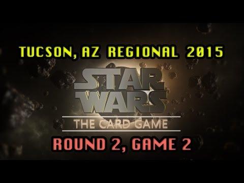 SW LCG - Tucson, AZ Regional 2015 - Round 2 Game 2
