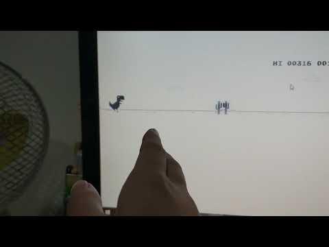 《真人實況》一定要會!教學大家在Google小恐龍開外掛!! - YouTube