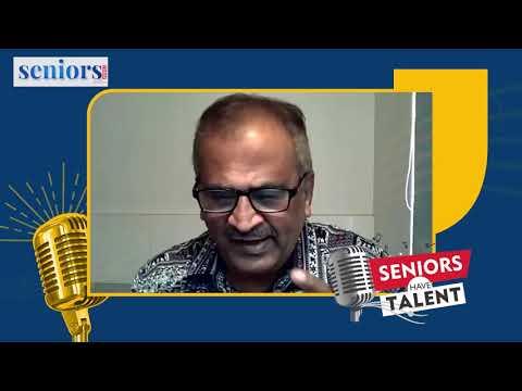Maheshwar Katre Performing at Seniors Have Talent | Season Two Finale | Online Singing Contest