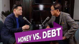 [4K] - How does money make you poor | Interview with Robert Kiyosaki