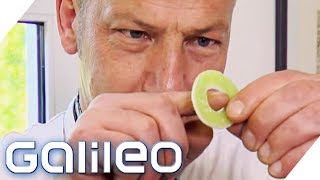 Apfelringe & Duplo selbst gemacht - Schmeckt das? | Galileo | ProSieben