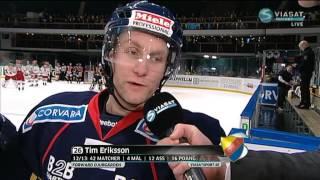 HockeyAllsvenskan 2012/13 Omgång 43: Djurgårdens IF - Mora IK