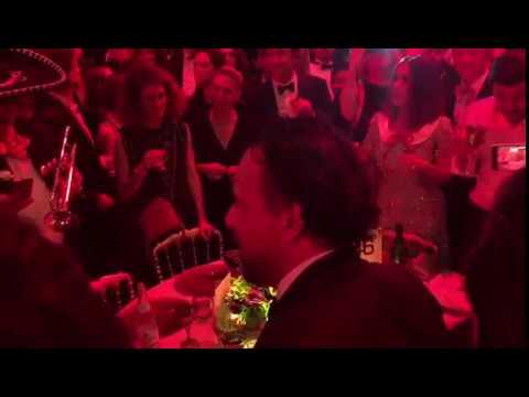 Mexicanos celebran con mariachi los 70 años del Festival de Cannes   PacoZea.com