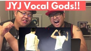 [Kpop]JYJ - In Heaven Live REACTION! MP3