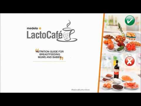 LactoCafe Nutrition guide