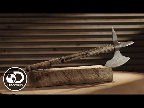 Creating an Axe Handle | Master of Arms