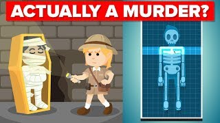Was The Persian Princess Mummy Actually a Murder Case?