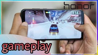 Honor Play Test: Gaming Review (Asphalt 9)