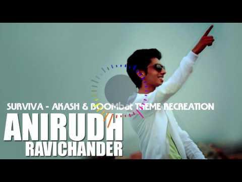 Vivegam - Surviva Remix | Music | Anirudh ft B, Mali Manoj