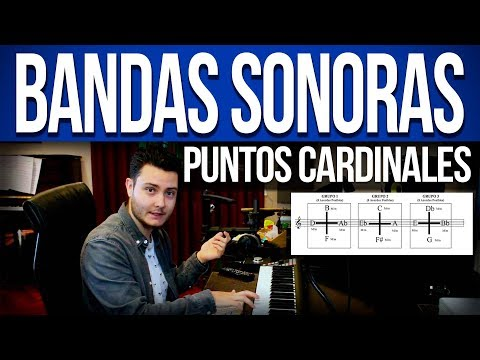 Como componer bandas sonoras #1 | Puntos cardinales