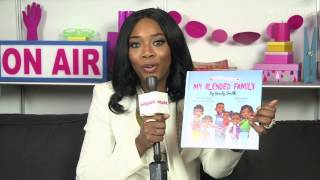 Yandy Smith-Harris Discusses New Children's Book and Motherhood
