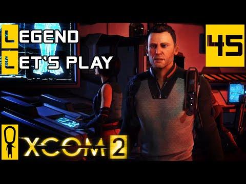 XCOM 2 - Part 45 - Avenger Defense! -...