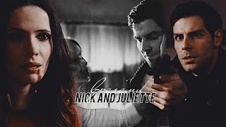 Nick and Juliette ● Врагами