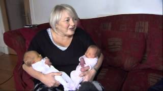 Mother Has Third Set Of Twins At 500,000 -1 odds