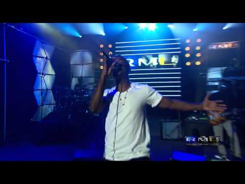Luke James - Real Music LIve EXCLUSIVE -