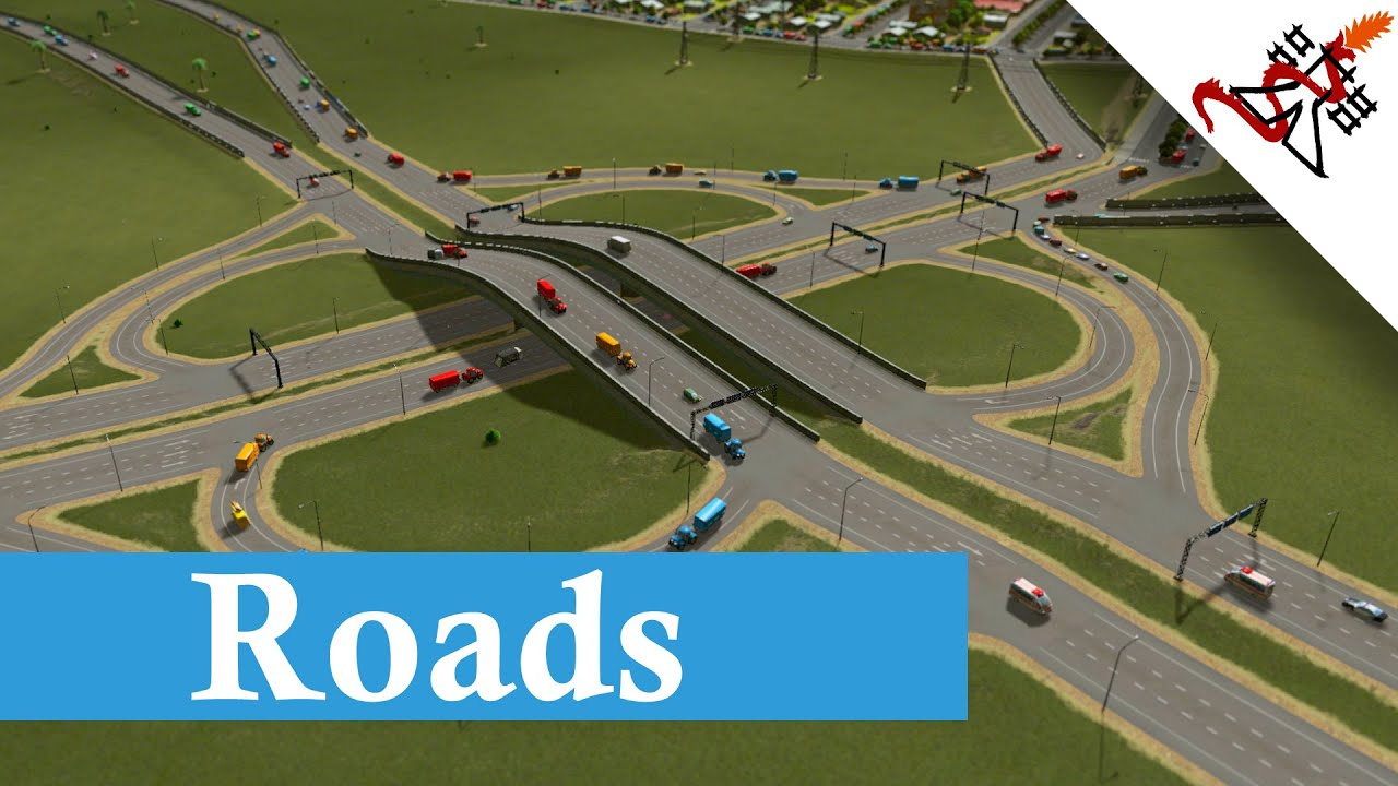 How to build roads 2