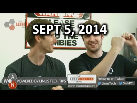 The WAN Show - Victim blaming in celebrity  leak & Pewdiepie disables comments  - September 5, 2014