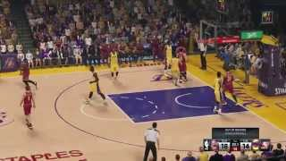 NBA 2K15 Pc Gameplay Ultra Settingsᴴᴰ