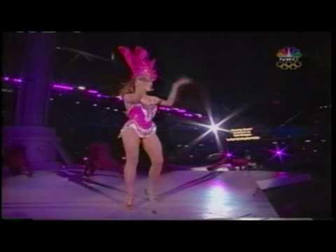 SYDNEY 2000 OLYMPICS (2/6) - KYLIE MINOGUE - DANCING QUEEN