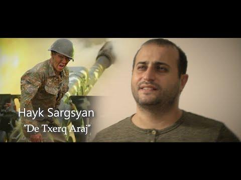 Hayk Sargsyan - ''De Txerq Araj'' 2020