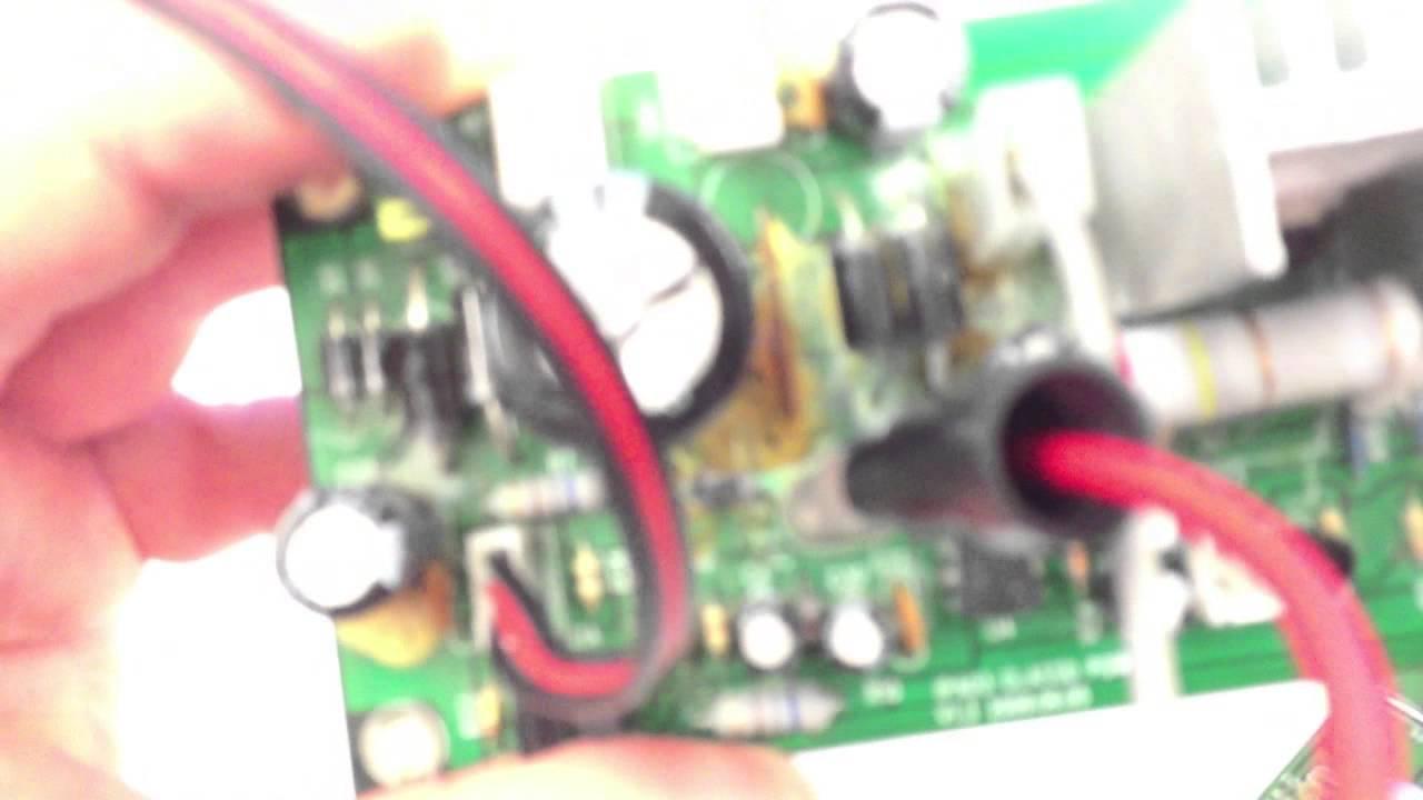 Abused Ion Audio Block Rocker Repair Youtube Led Wiring Diagram Mini
