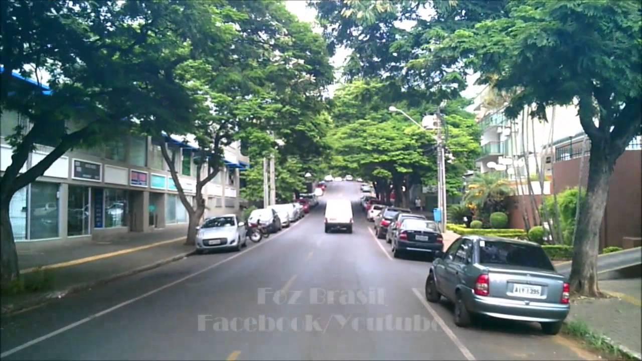 Rua Rui Barbosa ( Foz do Iguaçu PR - Brasil ) - YouTube 5e2cdb40fa