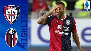 Cagliari 3-2 Bologna | A João Pedro Double Helps Cagliari Edge 5-Goal Thriller! | Serie A