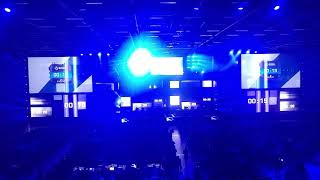 Esl pro league Odense intro lightshow
