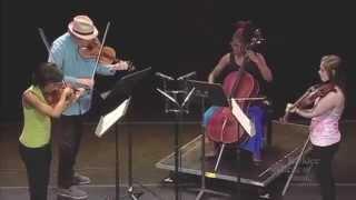 """String Quartet No. 2 """"Bluegrass"""" by Mark O"""