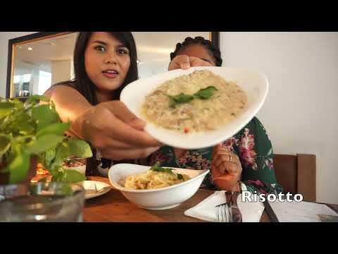 Vapiano In-Restaurant Review | Washington, D.C. | DishesByQ