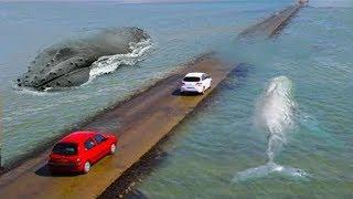6 carreteras más peligrosas del mundo