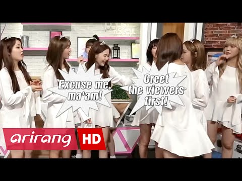 Pops in Seoul _ OH MY GIRL(오마이걸) _ Q & A _ PART 1