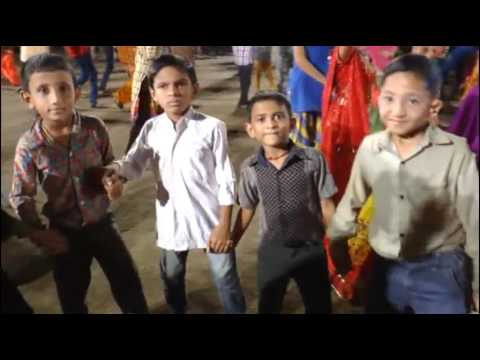 NAVRATRI MAHOTSAV WITH BLIND STUDENTS- 1