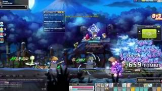 Patch 178 Maplestory Burning event , back to home server Yellonde Aran