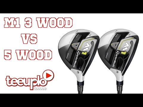 Average Golfer - 5 wood - 250 yds ?? TaylorMade M1 2017 3 wood or 5 wood?