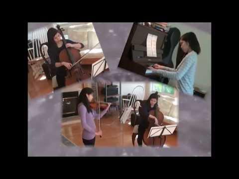 Numb - Linkin Park (Piano, Violin, Cello)