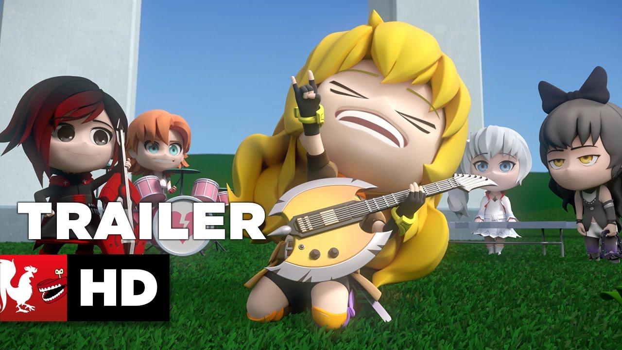 RWBY Chibi Season 2 Trailer - New Eps May 13! | Rooster Teeth