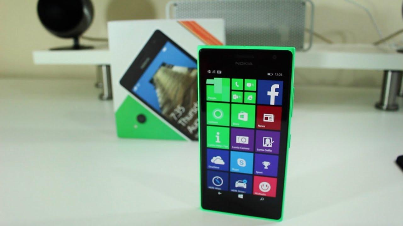 Nokia Lumia 735 vs Microsoft Lumia 640 - YouTube