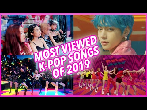 TOP 100 MOST VIEWED K-POP SONGS OF 2019  JULY WEEK 3